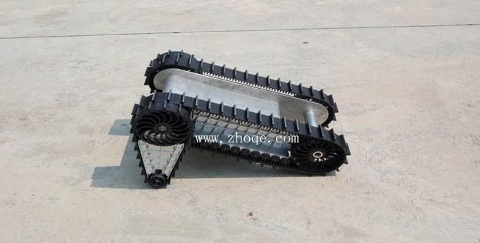 摆臂机器人履带底盘zr-4