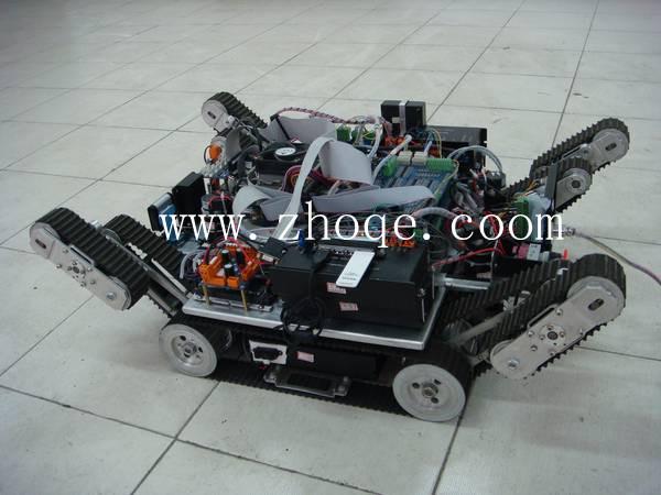 摆臂机器人履带底盘zr-6