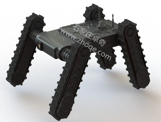 摆臂机器人底盘zr-50a
