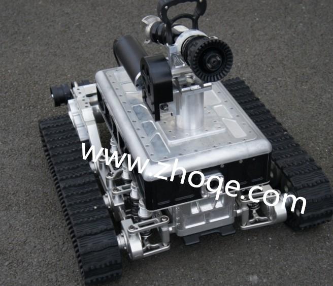 消防机器人底盘zr-16