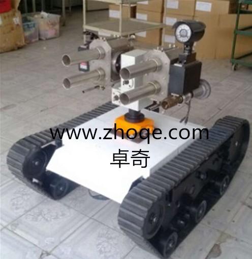 机器人履带底盘zr-20